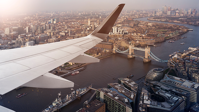 Top 5 Take-aways from Aerospace Big Data London
