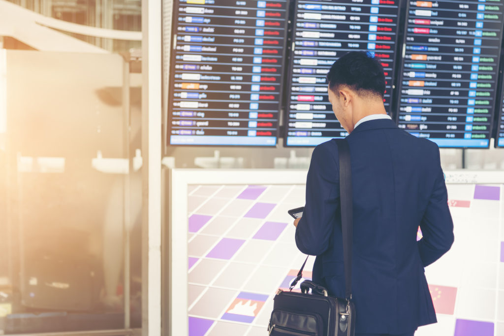 The on-time performance report compares the on-time arrival performance of major, regional, and low-cost carriers around the world.