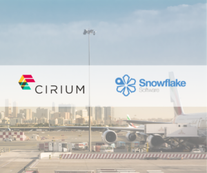 Cirium announces signed agreement to acquire Snowflake
