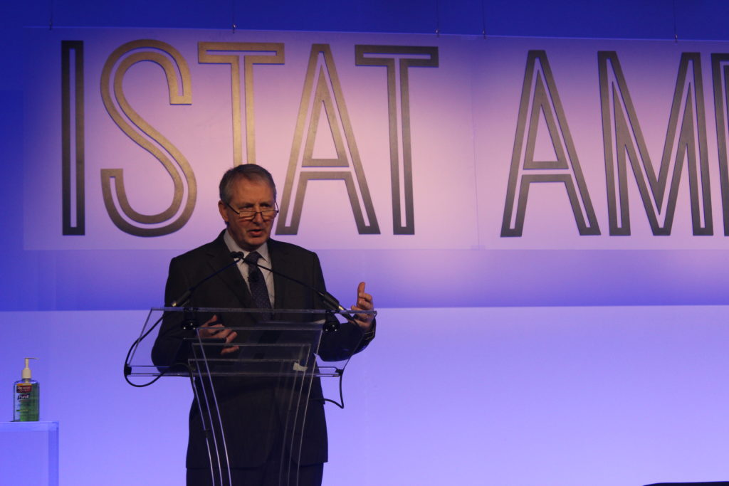 Rob Morris talks about the aviation market at ISTAT Americas