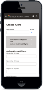 Learn more about daily changes of airline schedules to your Inbox