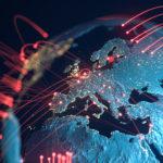 Global flight impact due to coronavirus