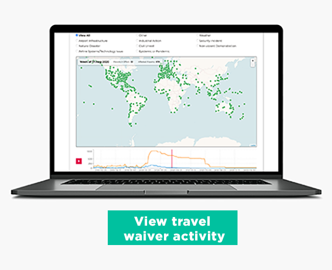 View Travel Waiver Activity