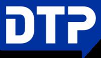 DTP company logo