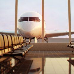 flight at gate