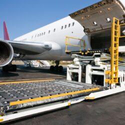 aircraft cargo loader