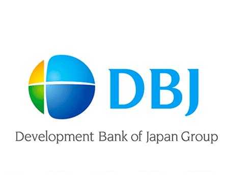 Developmental Bank of Japan logo
