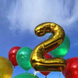 Cirium 2nd anniversary