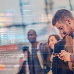 passengers and data mobile application