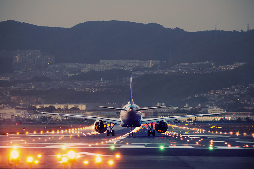 Japan Osaka-Itami International Airport