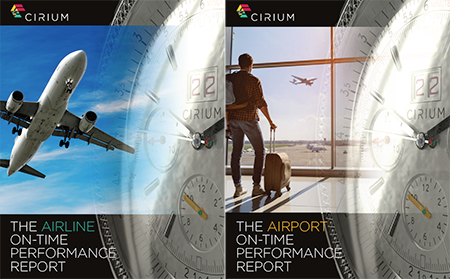 The Cirium On-Time Performance Report