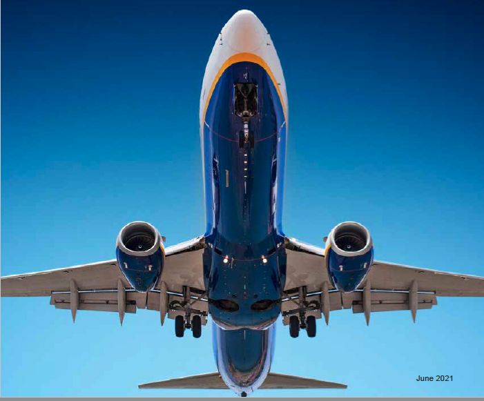 Image for Monthly Airline Insights Report