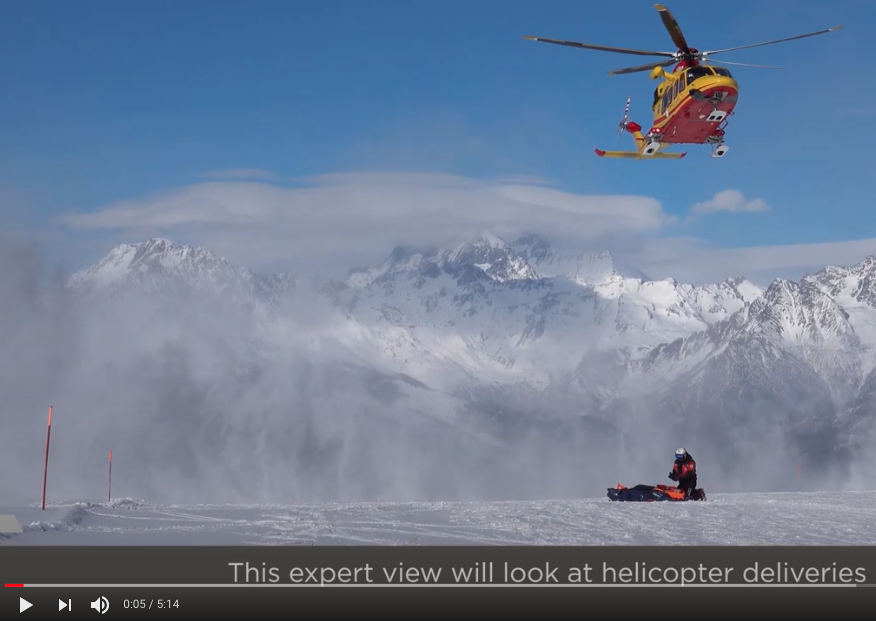 Image for Video: Helicopter Search and Rescue