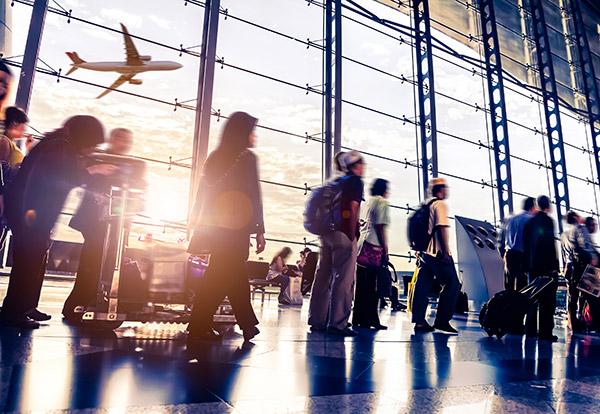 Malaysia airport passengers