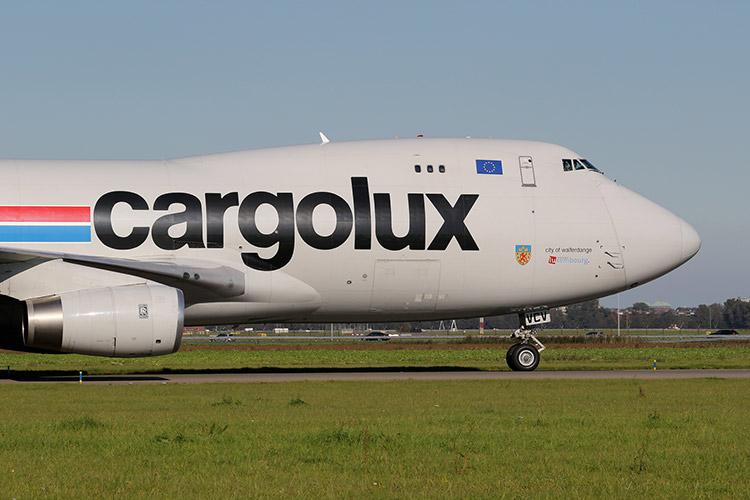 Cargolux Boeing 747-400F.1600