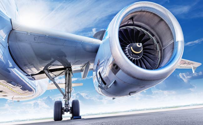 engine type and winglets impact emissioms