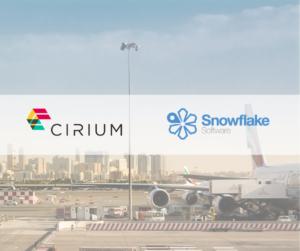 Snowflake、航空航法のデジタル・トランスフォーメーションを目指し、Ciriumの傘下に入ることで合意